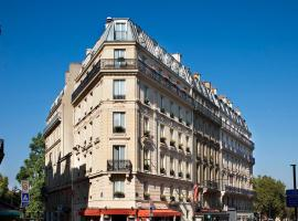 Hotel Elysa-Luxembourg, hotel in Latin Quarter, Paris