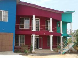 The Accra Backpackers Hostel, hostel in Accra