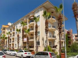 Emniyet Sokak Apartment, отель в городе Аланья, рядом находится Луна-парк Алании