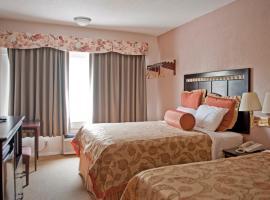 Harborview Inn & Suites-Convention Center-Airport-Gaslamp-Seaworld-Zoo-Balboa Park, motel in San Diego