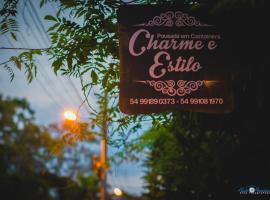 Pousada Charme e Estilo, homestay in Nova Petrópolis