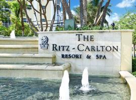 EXCLUSIVE apartment in 5* Hotel, hotel em Miami