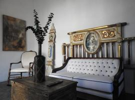 Mesón Sacristía de la Soledad, hotel en Puebla
