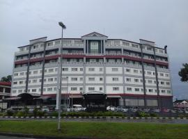 Penview Hotel, hotel in Kuching