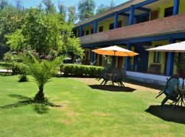 Hotel Quetzalcalli, hotel que admite mascotas en San Juan Teotihuacán