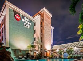 Best Western Plus Hollywood/Aventura, hotel in Hollywood