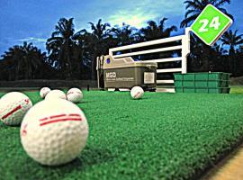 Palm Driving Range & Resort, hotel near Krabi International Airport - KBV,