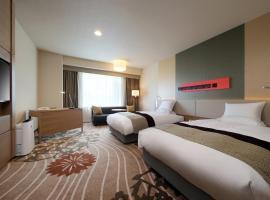 ホテルメトロポリタン山形、山形市のホテル