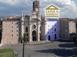 Domus Sessoriana, hotel near Porta Maggiore, Rome