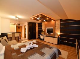 Apart & Spa Zoned, hotel u Kopaoniku