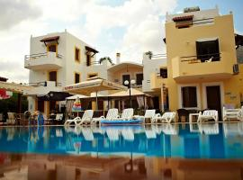 Sun And Sea Apartments, serviced apartment in Hersonissos