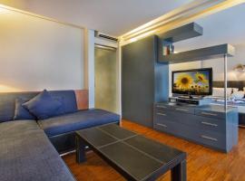Sejuk Suites, apartment in Legian