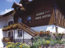 Debra Park Hotel, hotel in Moena