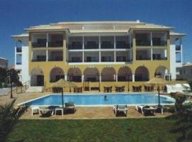 Apartamentos Turisticos Alagoa Praia, hotel em Altura