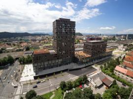 TiliaStay, hotel near Ljubljana Train Station, Ljubljana