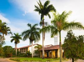 Flamboyant Hotel & Convention, hotel em Guarapari