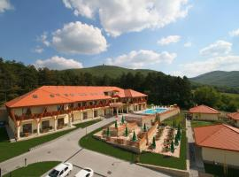Szalajka Liget Hotel és Apartmanházak, hotel Szilvásváradon