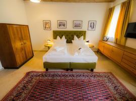 Hotel Luis Stadl, Hotel in Regensburg