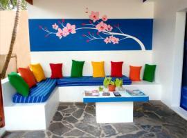 House Jardin Del Caribe, serviced apartment in Las Terrenas