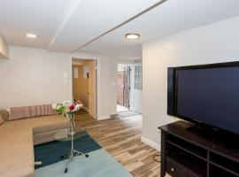 2 Full Bedrooms Basement Apt; 3-Min Walk To Petworth Metro;, homestay in Washington, D.C.