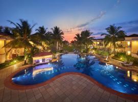Royal Orchid Beach Resort & Spa, Goa, hotel in Utorda