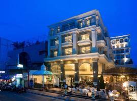 LK The Empress, отель в Паттайе (Центр)
