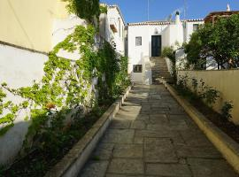 Two Olive Trees, pet-friendly hotel in Spetses