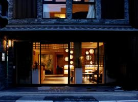 Kyoto Shinmachi Rokkaku Hotel grandereverie, hotel in Kyoto