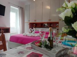 La Necussella, apartment in Anacapri