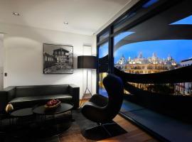 Suites Avenue, apartment in Barcelona