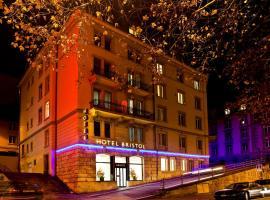 Hotel Bristol Zurich, hotel en Zúrich