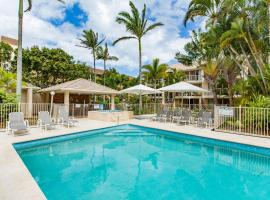 Miami Beachside Holiday Apartments, hotel in Gold Coast