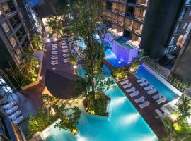 Panan Krabi Resort, hotel v destinácii Ao Nang Beach