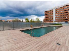 New Fenix Apartment Pts Granada, hotel cerca de Nuevo Estadio de Los Cármenes, Granada