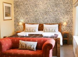 The Quay Bed & Breakfast, B&B in Wells next the Sea