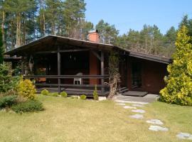 Domek Bory Tucholskie, accessible hotel in Skorzenno