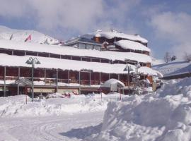 Hotel Il Fraitevino, hotel a Sestriere