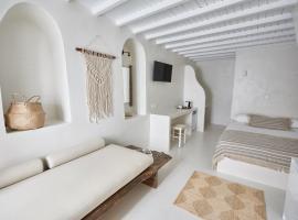Blanco Rooms Mykonos, apartment in Mikonos
