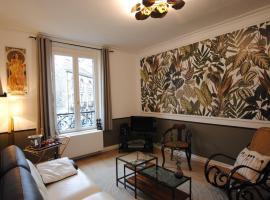 L'idéale Folie, appartement à Reims