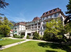 Wyndham Grand Bad Reichenhall Axelmannstein, hotel in Bad Reichenhall