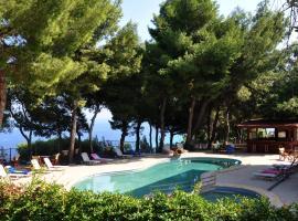 Sea Level Hotel, готель у місті Поліхроно