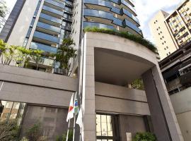 Flat no Ianelli, apartment in Belo Horizonte