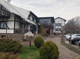 Virkštininkų dvaro užeiga, hostel in Vydmantai