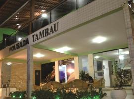 Pousada Tambaú, beach hotel in São Luís