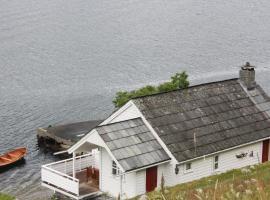 Graaten in Hardangerfjord, hotell i nærheten av Hardangervidda i Lofthus
