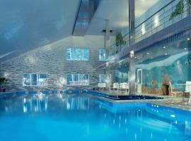 Ulitkino Park Hotel, hotel in Rayki