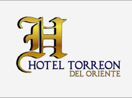 Hotel Torreon De Rionegro, hotel in Rionegro