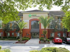 Extended Stay America - Orlando - Lake Buena Vista, hotel in Lake Buena Vista, Orlando