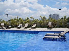 Conforto no Alto da Boa Vista, hotel perto de Credicard Hall, São Paulo