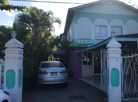 Seascape Apartments, accessible hotel in Negril